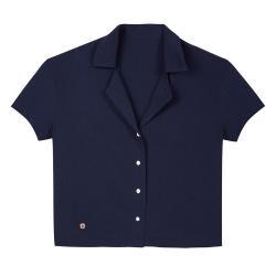 La Elise Blue - Blue Shirt