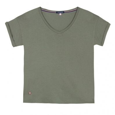 HAUTS DE PYJAMA - La Martha - Khaki T-shirt