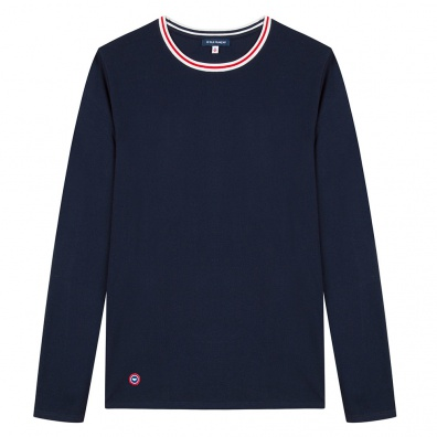 Clothing for him - Le Paul Marine - Blue longsleeve