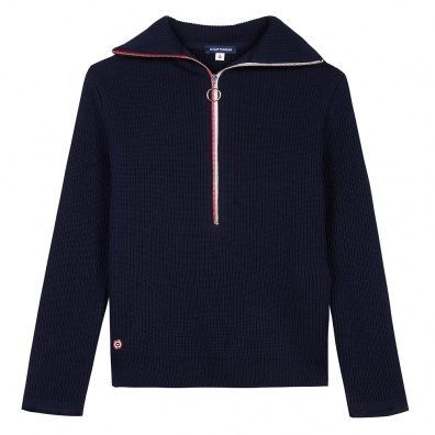 LE GRAND FROID - La Marcy - Pull femme camionneur marine