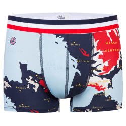 Le Marius Paris Menton - Printed boxer brief