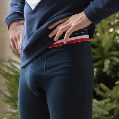 Pyjamas Homme - Le Popeye - Legging bleu
