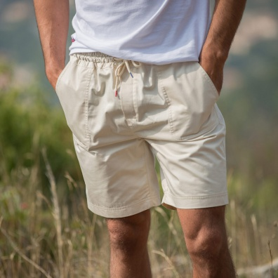 Shorts et bermudas - Le Raymond Sable - Bermuda sable