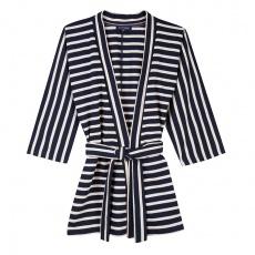 La Victoria marinière - Veste kimono marinière