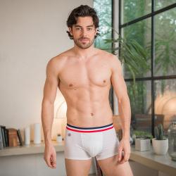 Le Marius - Boxer blanc