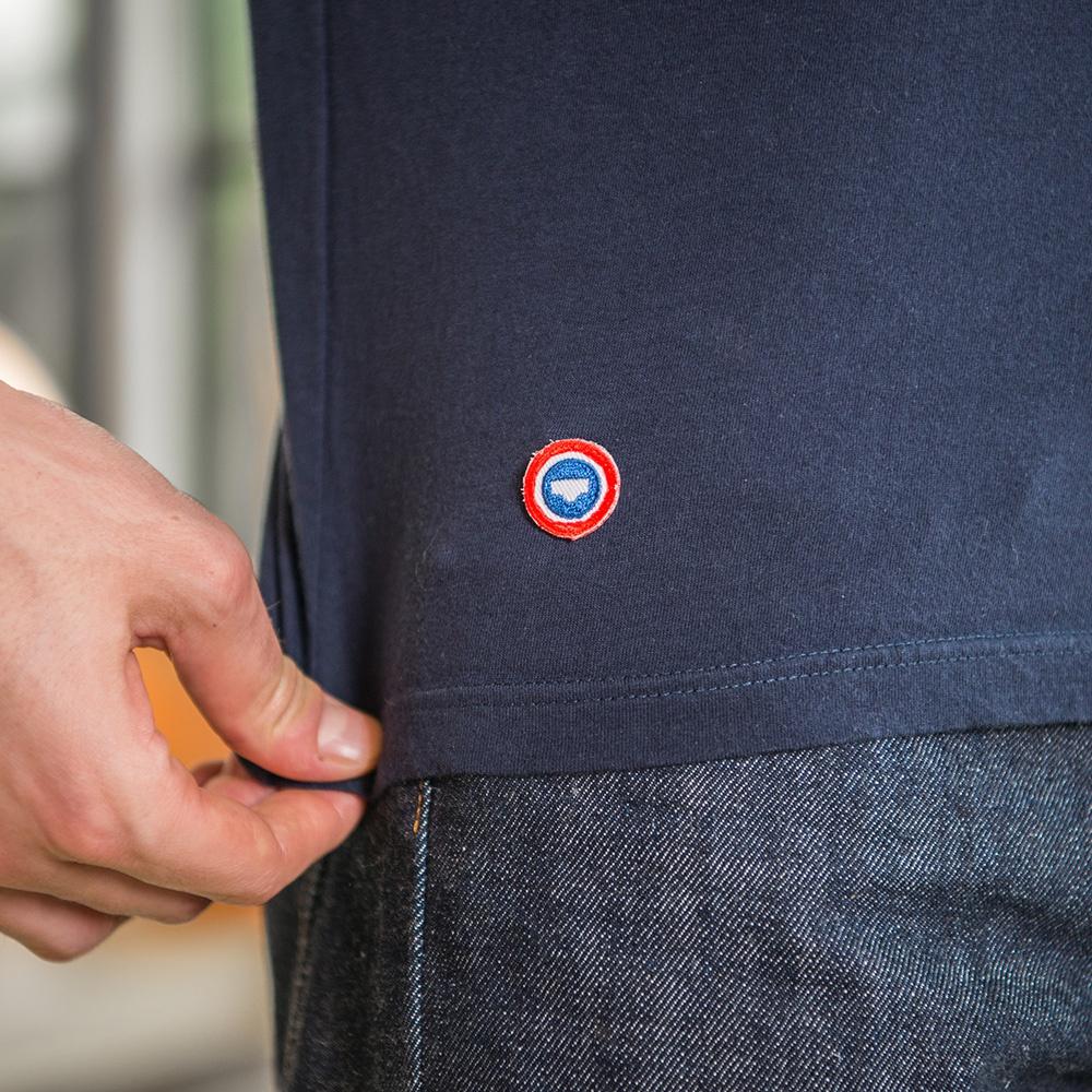 Easywear Haut Homme Marine Le Slip Français
