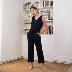 Vêtements Femme - La Romy - Combinaison marine
