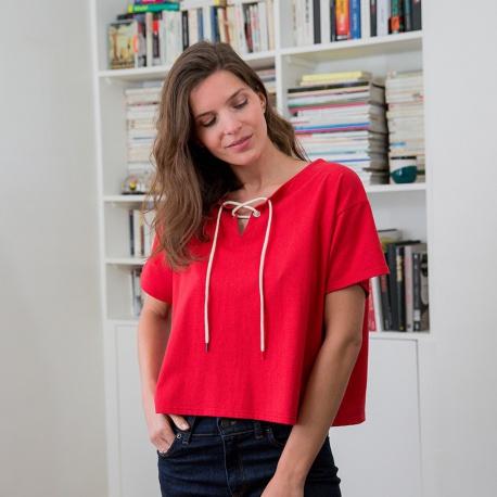 Rotes T-shirt