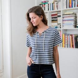 GESCHENKIDEEN - La Eléonore Gestreift - Gestreiftes T-shirt