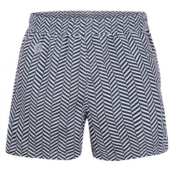 SWIMWEAR MEN - Le Skippeur CHEVRONS - Swimming shorts with pattern