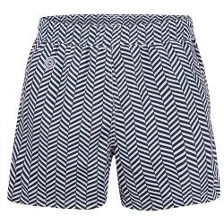 Shorts de bain - Le skippeur short de bain chevron marine