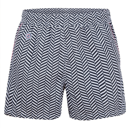 Le Skippeur CHEVRONS - Swimming shorts with pattern
