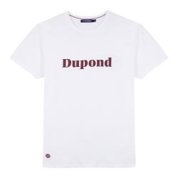 Le jean f blanc dupond - Tshirt sérigraphié