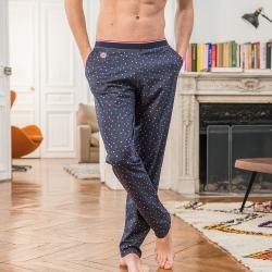 HOME SLIP HOME - Le toudou petits pois - Bas pyjama