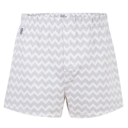 BOXER SHORTS - Le Fredo CHEVRONS - Boxershort with pattern