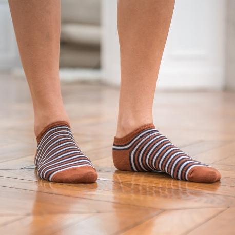 Duo de chaussettes basses