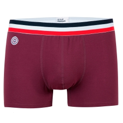 NOUVELLE COLLECTION - Le marius prune - Boxer uni prune