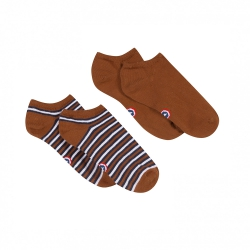 SOCKS - Les Jo Duo - Short socks pack