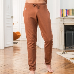 HOME SLIP HOME - Le doudou fox - Fox pyjama pants