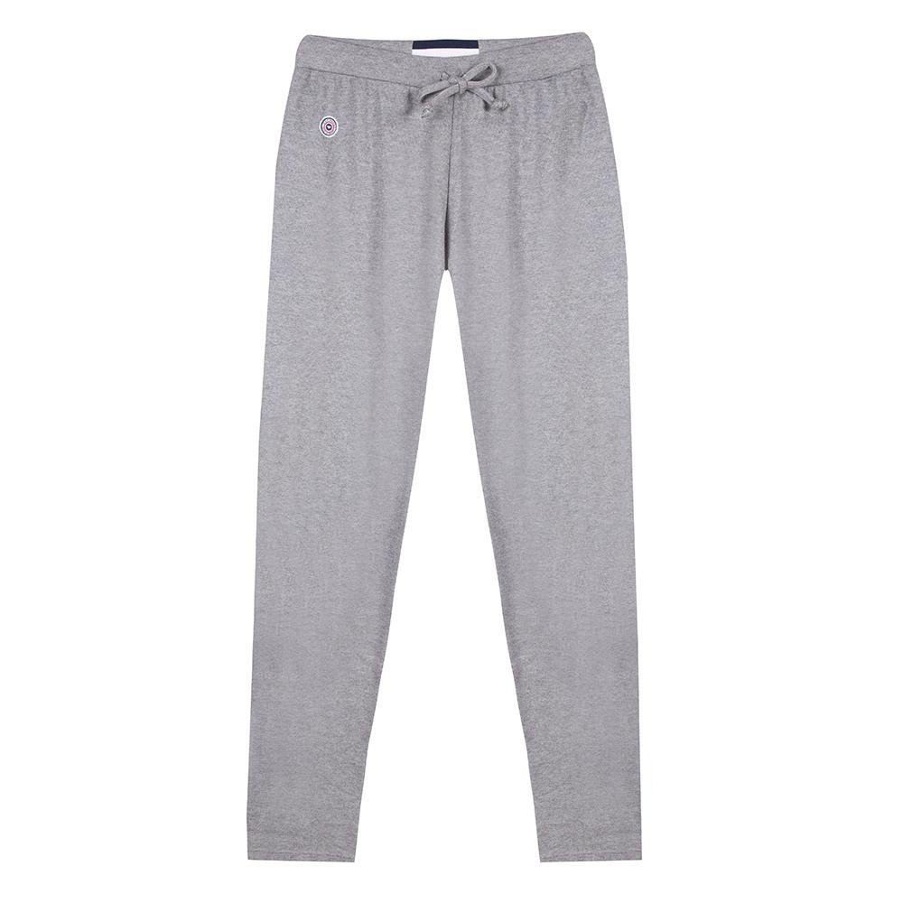 Le doudou gris chiné - Bas pyjama homme