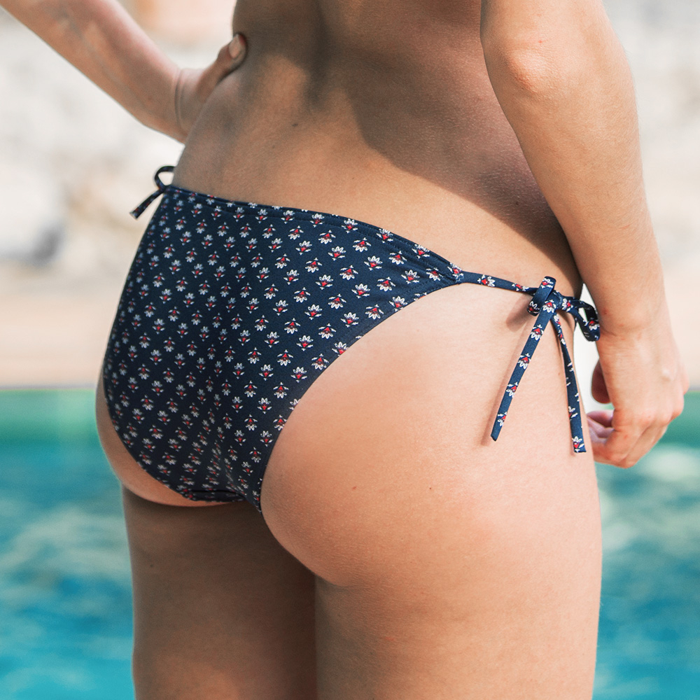 Bikini Femme La Marina Marine Provenslip Le Slip Français