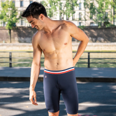 Le richard Navyblue - Navyblue cycling shorts