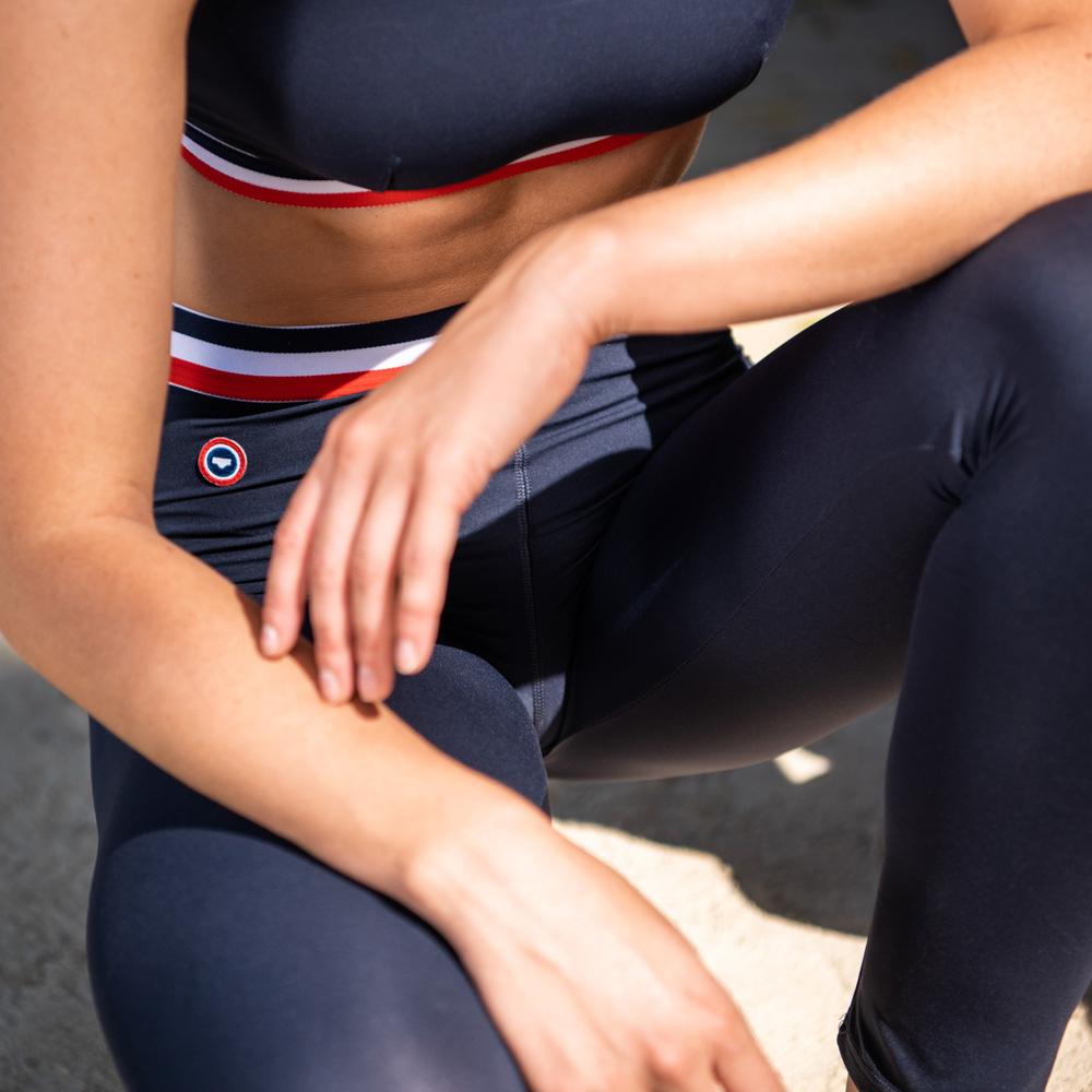 La Cynthia marine - Jogging femme