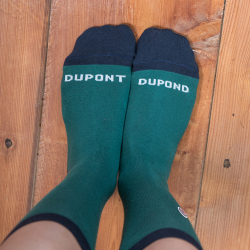 Les lucas sapin dupont & dupond - Chaussettes