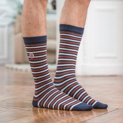 Les lucas stripes - Striped socks