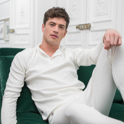 Hauts de pyjama - Le philibert écru - Tshirt homme
