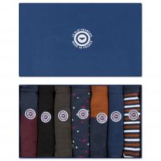 Les lucas Weekly Planner - 7 pairs of socks