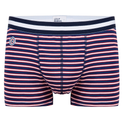 Underwear for Him - Le Marius Stripes Tricolor - Striped boxer brief