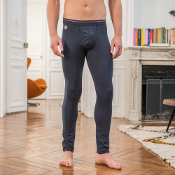 Le raphael Navyblue - Navyblue leggings with pouch