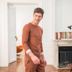 Hauts de pyjama - Le Malou renard - Tshirt homme
