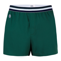 BOXER SHORTS - Le roland Fir green - Green boxershorts