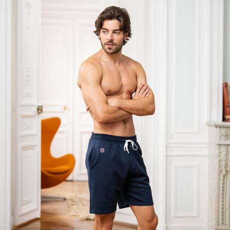 Le Henry - Blue short
