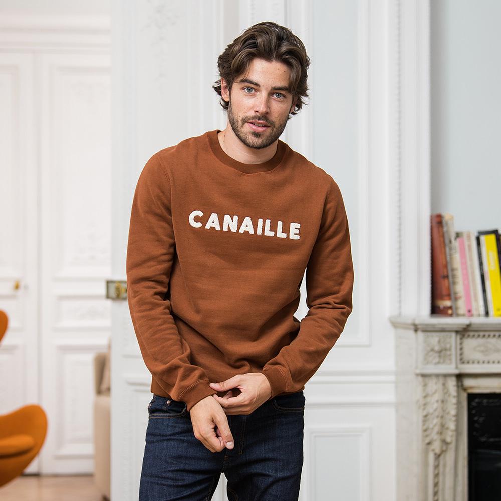 Le barthe RENARD CANAILLE - Sweat RENARD CANAILLE