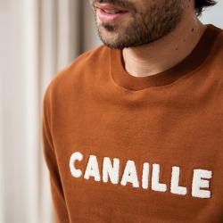 Vêtements Homme - Le barthe RENARD CANAILLE - Sweat RENARD CANAILLE