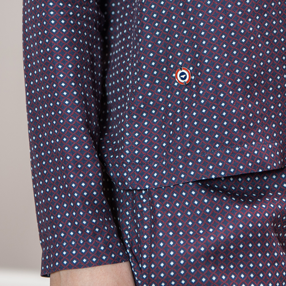La clementine CAVIAR PRUNE - Bas pyjama CAVIAR PRUNE