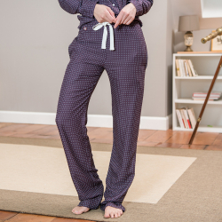 Pyjamas for her - La judith - Pants with pattern