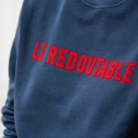 Le barthe marine redoutable - Sweat homme