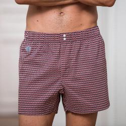 BOXER SHORTS - Le jacques CUBES 3D - Boxershort with pattern