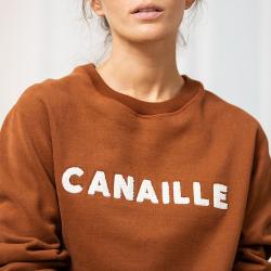 POUR ELLE - La Barthe Renard Canaille - Sweat Femme