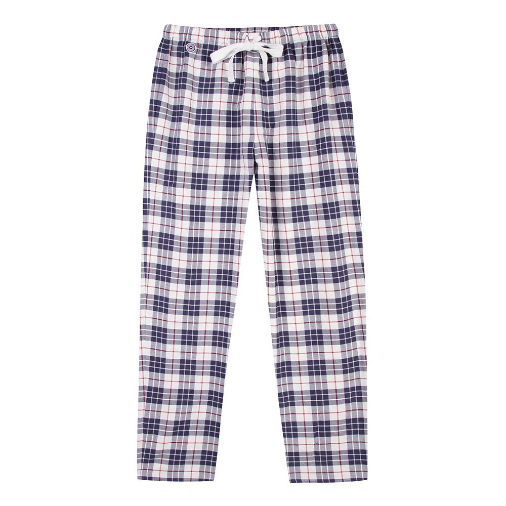 6471fd91fab42d Le Charlie tartan prune - Bas de pyjama - XS