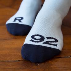 Les lucas hellblau R92 - Socken LSF X Racing 92