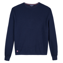 LE GRAND FROID - Le Icare marine - Pull homme