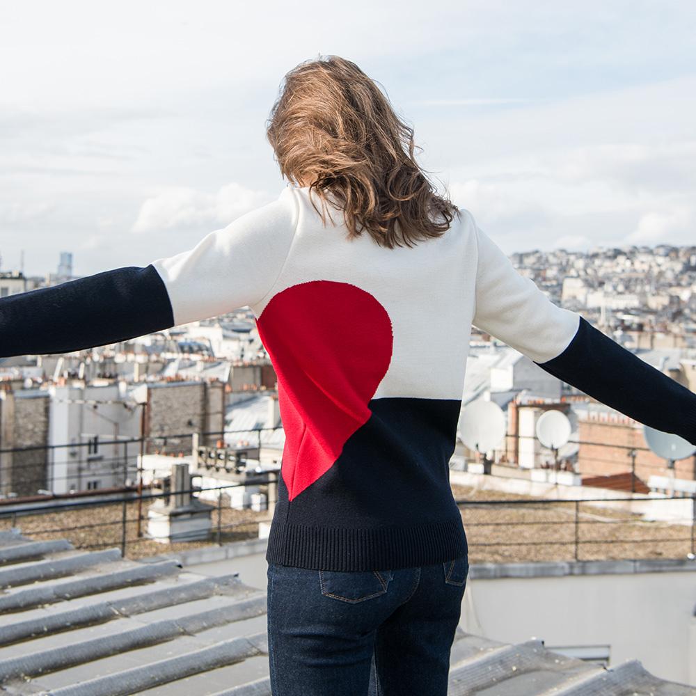 Maille Femme A Deux Le Slip Français