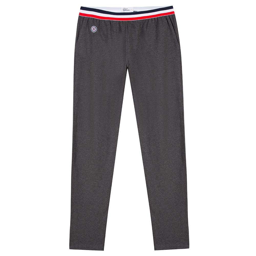 Pyjama Bas Homme Anthracite Le Slip Français