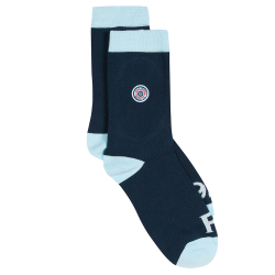 SELECTION CHAUSSETTES - Les Lucas marine R92 - Chaussettes LSF X RACING