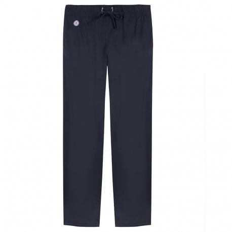 Marineblaue Schlafanzughose